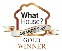 WhatHouse? Awards Winner Gold 2020