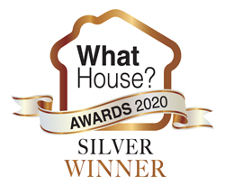 WhatHouse? Awards Winner Silver 2020