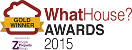 WhatHouse? Awards Winner Gold 2015