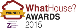 WhatHouse? Awards Winner Bronze 2015