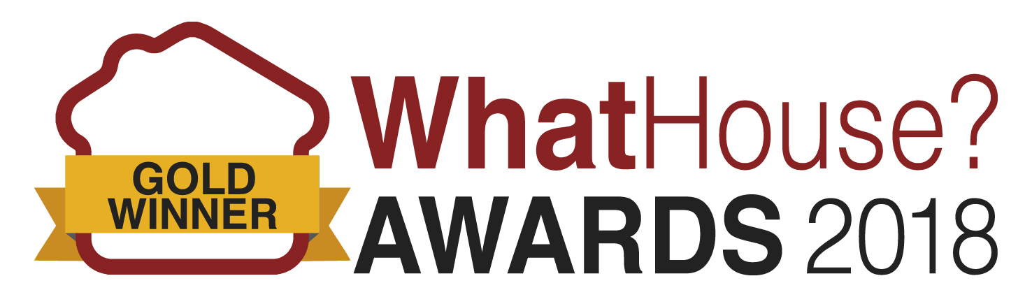 WhatHouse? Awards Winner Gold 2018