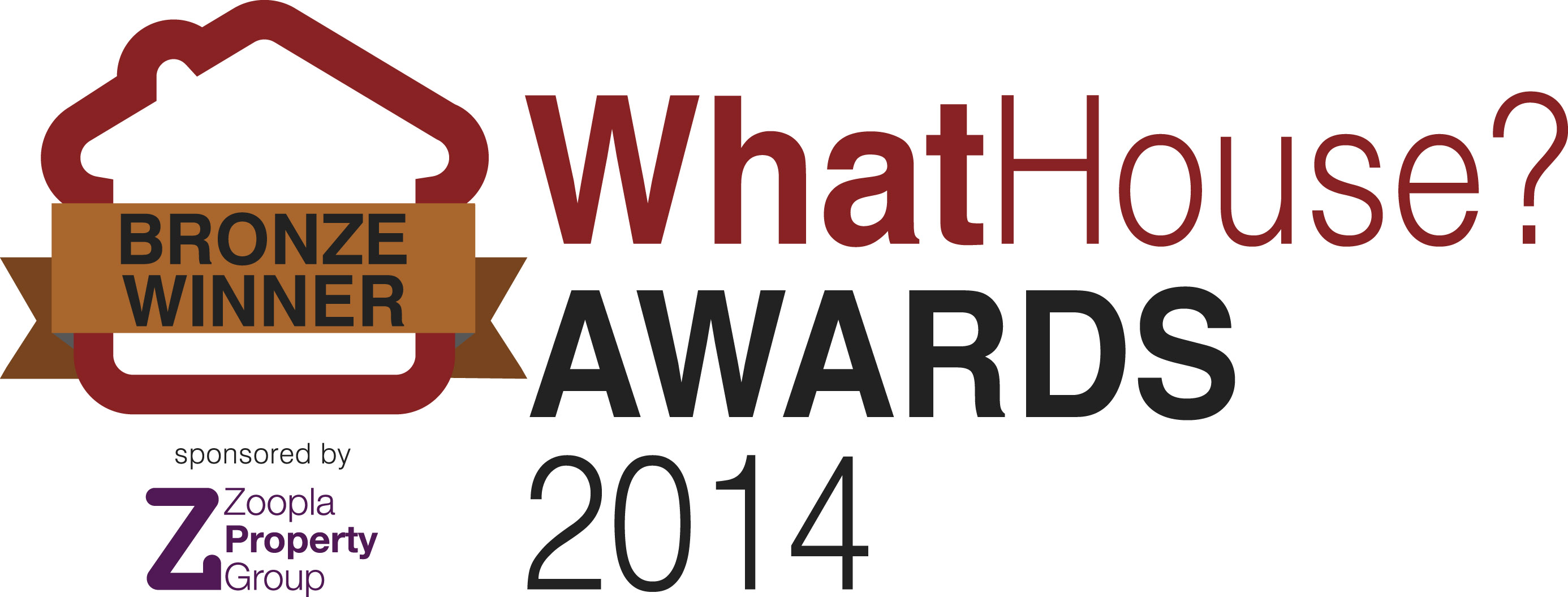 WhatHouse? Awards Winner Bronze 2014